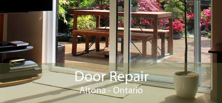 Door Repair Altona - Ontario