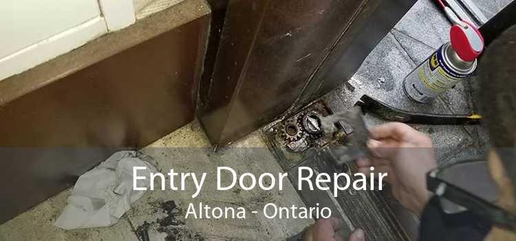 Entry Door Repair Altona - Ontario