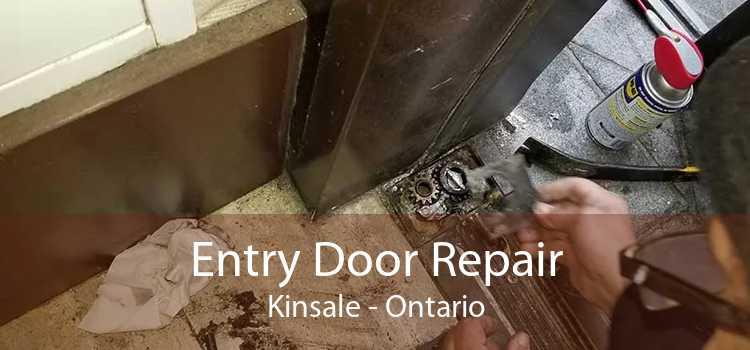 Entry Door Repair Kinsale - Ontario