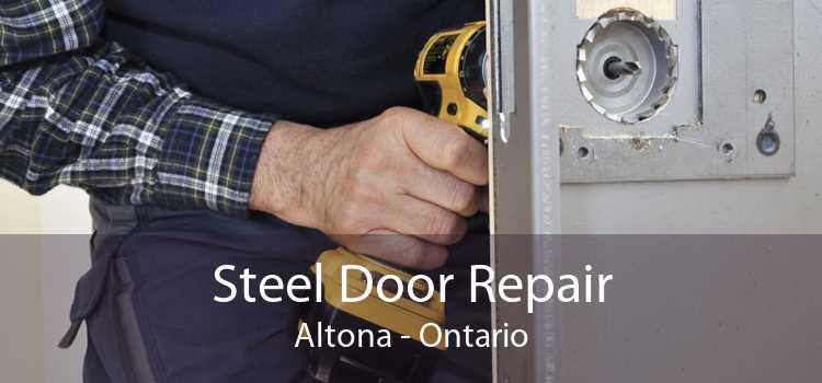 Steel Door Repair Altona - Ontario