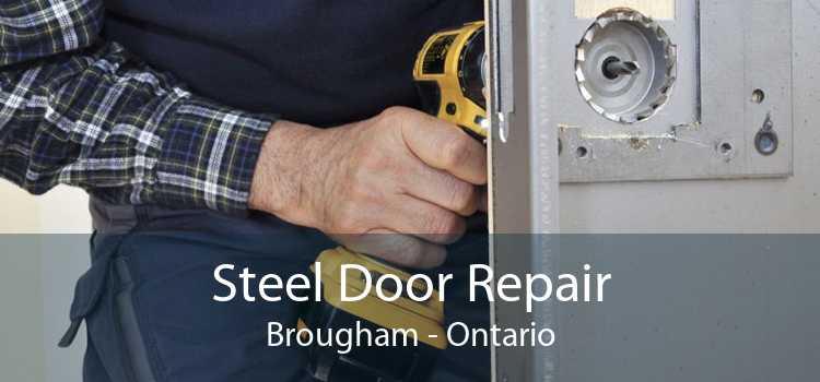 Steel Door Repair Brougham - Ontario