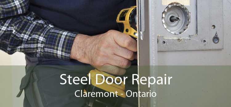 Steel Door Repair Claremont - Ontario