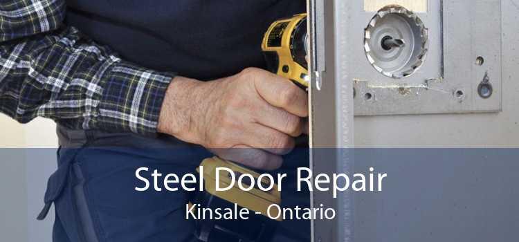 Steel Door Repair Kinsale - Ontario